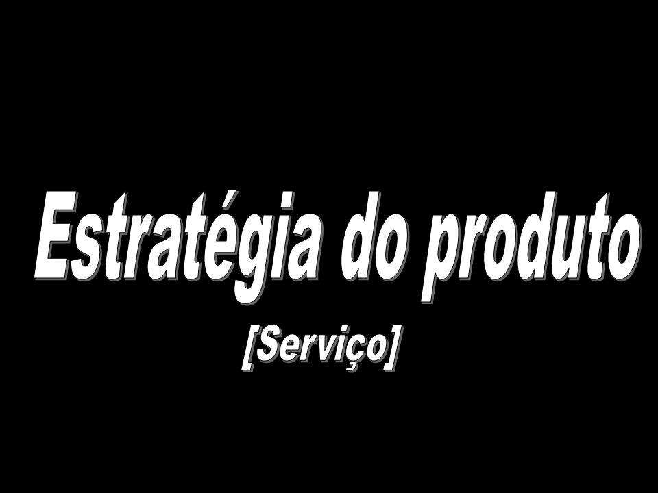 Estratégia do produto [Serviço]